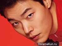 Ryu Jun Yeol для Samchuly 2017