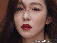 Kyung Soo Jin для Harper's Bazaar February 2017