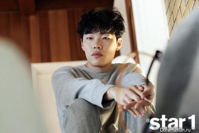 Ryu Jun Yeol для @Star1 February 2017