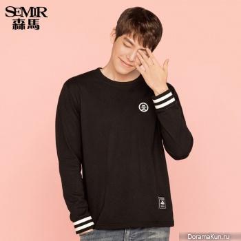 Kim Woo Bin для SEMIR 2017