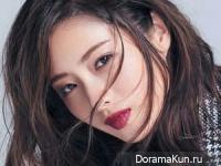 Ishihara Satomi для Elle July 2017