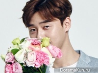 Park Seo Joon для OOZOO 2017