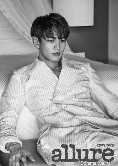 Choi Min Ho для Allure July 2017