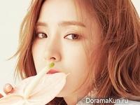 Shin Se Kyung для Cosmopolitan June 2017