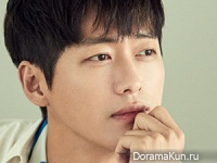 Nam Goong Min для Singles July 2017