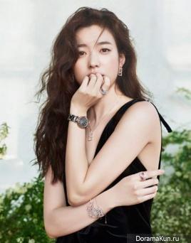 Han Hyo Joo для Folli Follie 2017