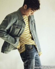 Kim Min Jae для Marie Claire March 2017