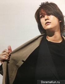 Kamenashi Kazuya для TV Guide Alpha February 2017