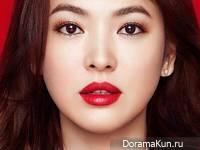 Song Hye Kyo для Laneige 2017