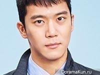 Ha Suk Jin для Zishen homme 2017
