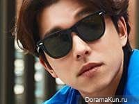 Gong Yoo для Discovery 2017