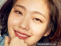 Kim Go Eun для Triwa 2017