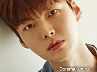Ahn Jae Hyun для InStyle April 2017