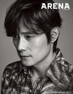 Lee Byung Hun для Arena Homme Plus 2017