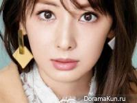 Kitagawa Keiko для WITH March 2017