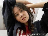 Gong Hyo Jin для Elle April 2017