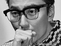 Kim Nam Gil для Marie Claire April 2017