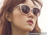 Lee Sung Kyung для Grazia