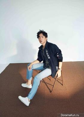 Joe Cheng для MRRM May 2017