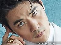 Kim Kang Woo для Vogue June 2017