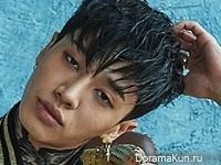 Lee Ki Kwang для Vogue June 2017