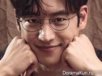 Lee Je Hoon для M Magazine June 2017
