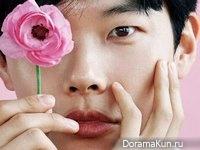 Ryu Jun Yeol для Vogue May 2017