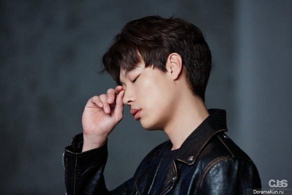 Ryu Jun Yeol для Marie Clair October 2017