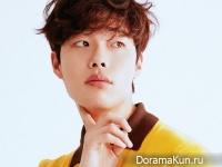 Ryu Joon Yeol для Allure April 2018