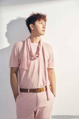 Aaron Yan для Beauty April 2018