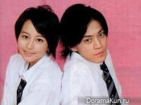 Oguri Shun и Horikita Maki