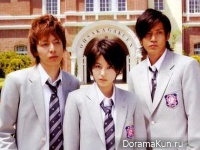 Oguri Shun, Ikuta Toma и Horikita Maki