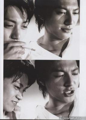 Takashi Tsukamoto и Oguri Shun