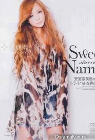 Namie Amuro, Miliyah Kato, Hoshino Aki, hitomi для Sweet Aprile 2011