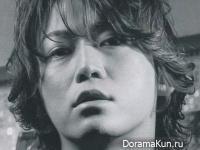 Kamenashi Kazuya (KAT-TUN) для Ray August 2013
