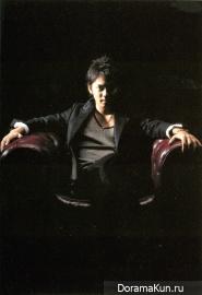 Imai Tsubasa для Style September 2006