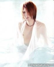Sakito для SHOXX vol.21 April 2011