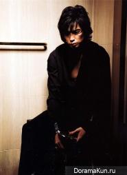 Jun Matsumoto для CUT 2008