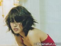 Miori Takimoto для Mina September 2013