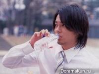 Tackey & Tsubasa для Myojo June 2007