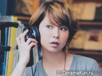 Tanaka Miho для More August 2013
