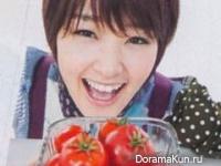 Gouriki Ayame для Junon August 2013