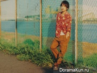 Kazunari Ninomiya (Arashi) для More August 2013