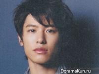 Horii Arata, Kuroki Meisa для NON-NO September 2013