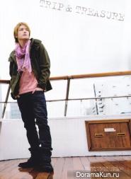 Takizawa Hideaki для OnlyStar 2011