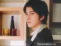 Junichi Okada для Duet March 2008