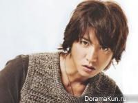 Takuya Kimura для Kinema Junpo November 2010