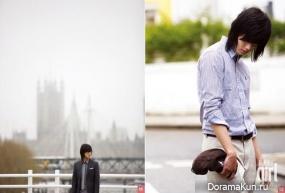Jung Il Woo для Elle April 2009