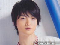Tamamori Yuta для More August 2013