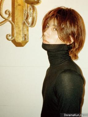 Haruma Miura для L'Officiel Hommes September 2013
